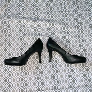 👠 madden girl Opaque Black Pumps
